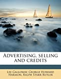img - for Advertising, selling and credits book / textbook / text book