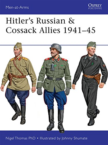Hitler's Russian & Cossack Allies 1941-45 (Men-at-Arms) (Cossack Pants compare prices)