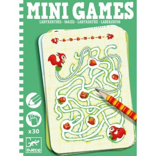 Mini Games - Mazes