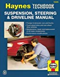 img - for By Jeff Killingsworth Suspension, Steering & Driveline Manual (1st) book / textbook / text book