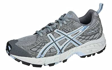 ASICS Women's Gel-Artic 3 Wr Running Shoe (8.5 M US, Stone/Alaskan Blue/Gray)