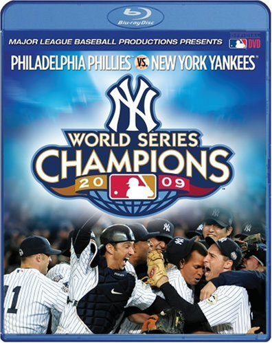 2009 New York Yankees: The Official World Series Film [Blu-ray] at Amazon.com