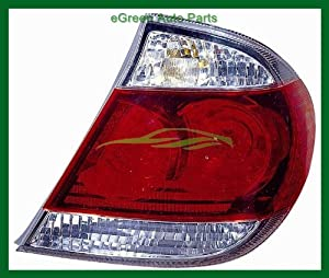 toyota camry tail light right passenger side. Black Bedroom Furniture Sets. Home Design Ideas