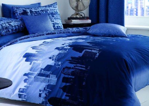 catherine-lansfield-city-scape-funda-nordica-y-2-fundas-de-almohada-diseno-de-ciudad-azul