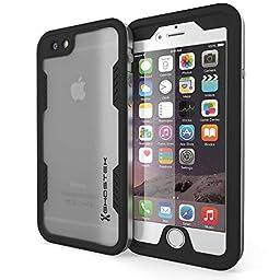 Ghostek Atomic 2.0 Waterproof Case for Apple iPhone 6 Plus/6s Plus-Silver