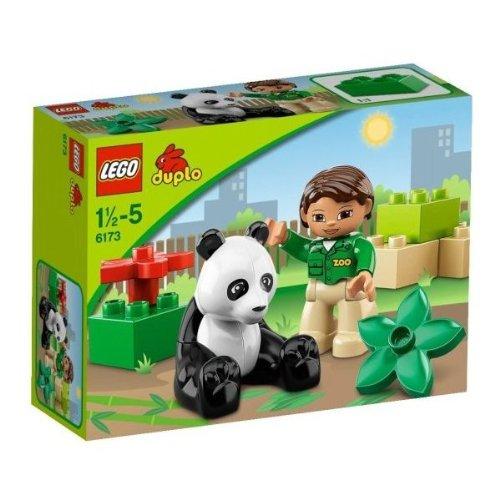 Lego Duplo Legoville - 6173 - Jouet d'Eveil - Le Panda