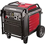 Honda EU7000is 7000W Super Quiet Inverter 120/240v Fuel Efficient Generator with iMonitor LCD