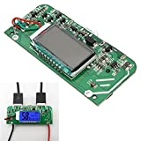 K6-PCBA 5V 2.1A 1A Dual USB 3V To 5V Boost Module Board For Power Bank 18650 Battery With LED Screen Display - Arduino Compatible SCM & DIY Kits - Module Board