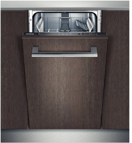 Siemens SR64E000EU vollintegrierter Geschirrspüler / Einbau / AA / 44.8 cm /  / AquaStop / Reiniger-Automatik