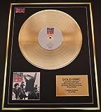 ROLLING STONES/Goldene Schallplatte Record Limitierte Edition/SHINE A LIGHT