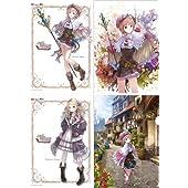 アーランドの錬金術士シリーズ クリアファイルセット【ロロナ&クーデリア】