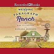 A Wedding at the Paragraph Ranch | Barbara A. Brannon, Kay L. Ellington