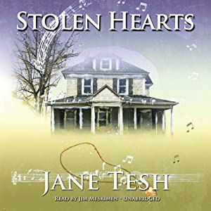 Stolen Hearts: The Grace Street Mysteries, Book 1 | [Jane Tesh]