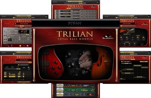Spectrasonics Trilian Bass Module Software