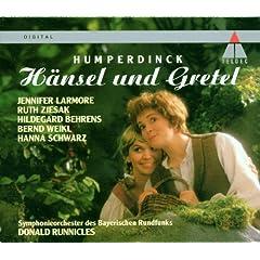 H�nsel Und Gretel : Act 1 ''Doch Halt, Wo Bleiben Die Kinder?'' [Father, Stepmother]