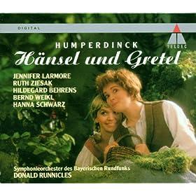 H�nsel Und Gretel : Act 3 ''Ich Bin Rosine Leckermaul'' [The Nibblewitch, Gretel, H�nsel]