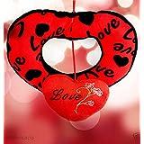 Dlittles Pop Out Heart Pillow Hanging | Valentine Gift For Girlfriend Boyfriend Husband Wife