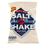Walkers Crisps Salt n Shake x 48 1440g