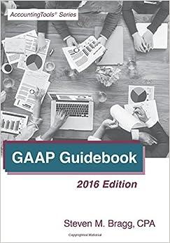 GAAP Guidebook: 2016 Edition