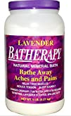 Batherapy Natural Mineral Bath Lavender 5 Pound