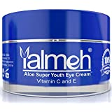 YALMEH Super Youth Eye Cream 1.5 oz , The Best Eye Cream For Dark Circles and Wrinkles-100% Natural Ingredients