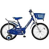 ブリヂストン(BRIDGESTONE) キッズ用自転車 エコキッズ スポーツ EK18S6 ブルー