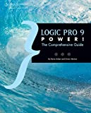 51l9JluLRbL. SL160  Logic Pro 9 Power!: The Comprehensive Guide, 1st Edition