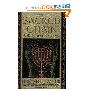 The Sacred Chain: History of the Jews, The Norman F. Cantor