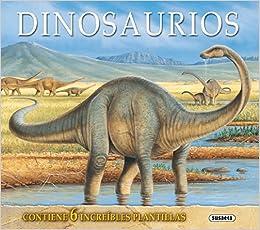 Dinosaurios: S-3059-2: 9788467728217: Amazon.com: Books