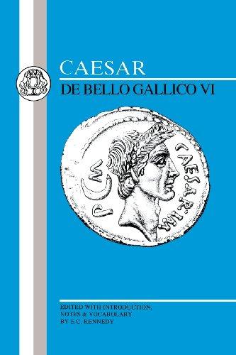 Caesar: Gallic War VI (Bk.6)