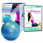 STOTT PILATES Mini Stability Ball Pow...