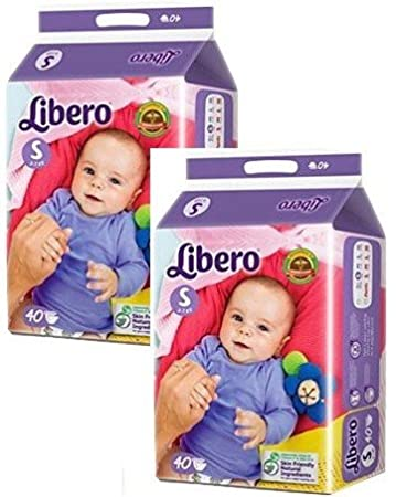 Image result for Libero Small Size Diaper (2packs, 40 per count)Libero Small Size Diaper (2packs, 40 per count)Libero Small Size Diaper (2packs, 40 per count)