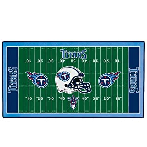 NFL Tennessee Titans 28 x 52-Inch Floor Mat by WinCraft
