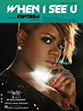 FANTASIA When I See U Piano-Vocal Lyrics-Guitar