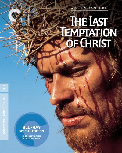 Cover art for  The Last Temptation of Christ (The Criterion Collection) [Blu-ray]