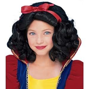 Snow White Wig, Child size