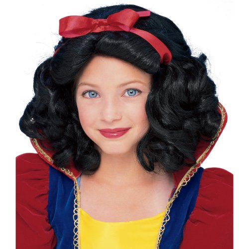 Storybook Princess Child's Wig - 1