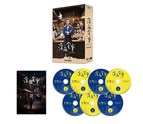 深夜食堂 from ソウル DVD-BOX