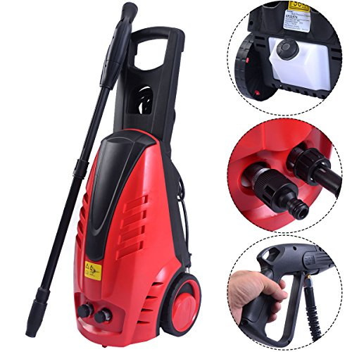 NEW Heavy Duty 2030PSI Electric High Pressure Washer 2000W 1.76GPM Jet Sprayer New (2000 Watt Ceramic Heater compare prices)