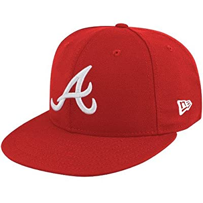 New Era Atlanta Braves Mlb Fitted Cap