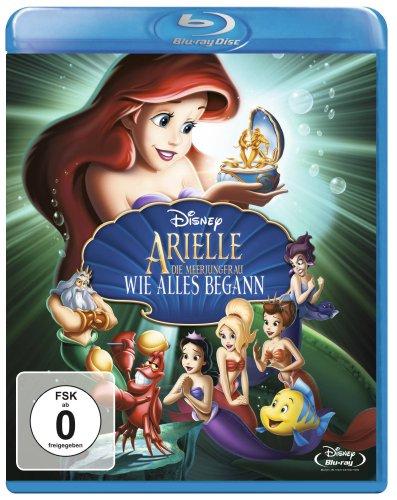 Arielle die Meerjungfrau - Wie alles begann [Edizione: Germania]