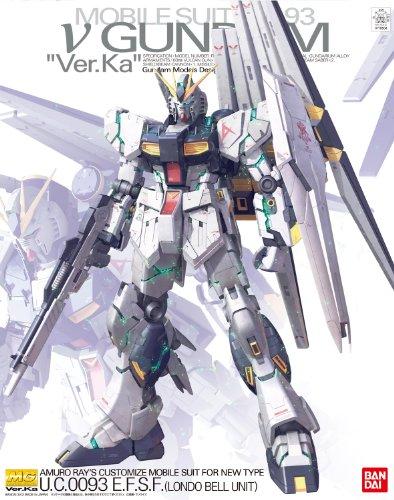 MG 1/100 RX-93 vガンダム Ver.Ka (機動戦士ガンダム 逆襲のシャア)
