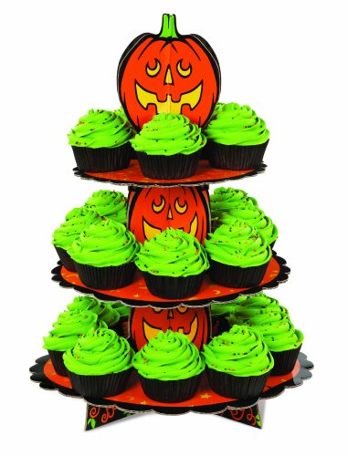 Wilton Pumpkin Cupcake or Treat Stand