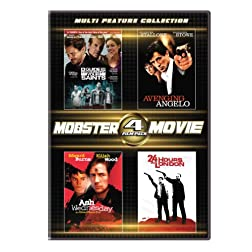 4 Film Mobster Moive Set