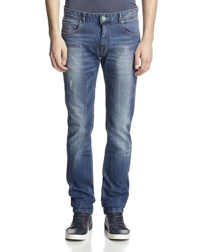 Desigual Men's The Slow Slim Fit Jeans