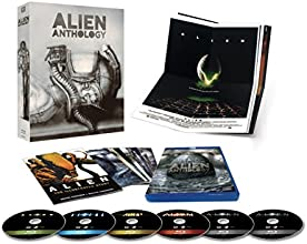 Alien Quadrilogy - H.R. Giger Edition (Edizione Limitata Esclusiva Amazon) (6 Blu-Ray)
