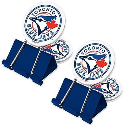 MLB Licensed Team MyFanClip Multipurpose Clips (2 Pack)