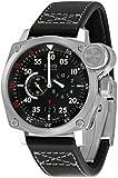 Oris Men's OR649-7632-4164LS Aviation BC4 Black Dial Watch