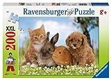 Ravensburger 12720 - Haustierfreunde - 200 Teile XXL Puzzle