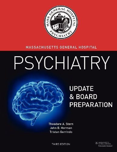 Massachusetts General Hospital Psychiatry Update & Board Preparation (Psychiatry Boards compare prices)